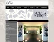Sito Web Alberta Boutique
